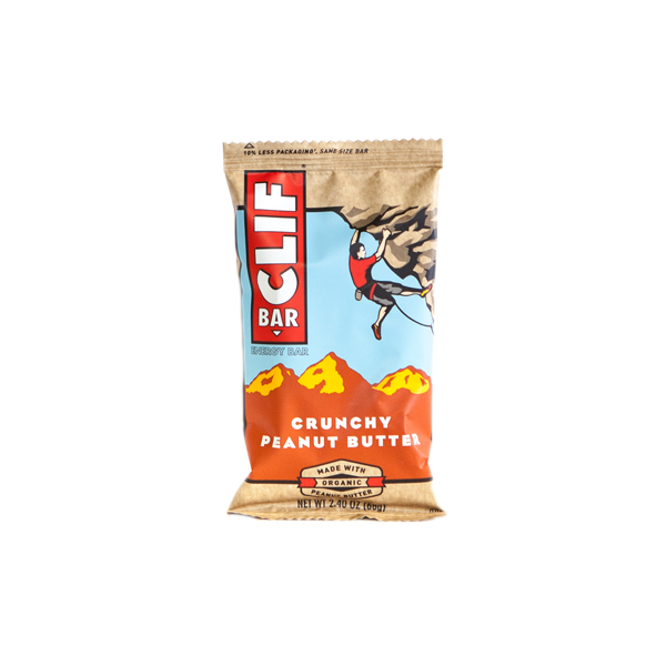 Clif - Crunchy Peanut Butter (Case of 12)