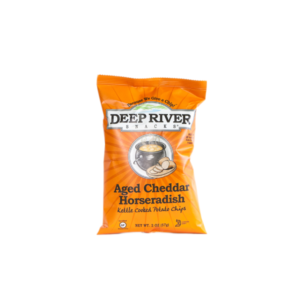 Deep River - Cheddar Horseradish (Case of 24)