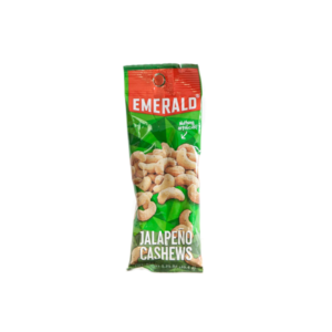 Emerald Nuts - Jalapeno Cashews (Case of 12)