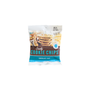 HannahMax Cookie Chips - Choc Chip (Case of 24)