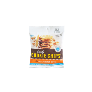 HannahMax Cookie Chips - Salted Peanut Butter (Case of 24)