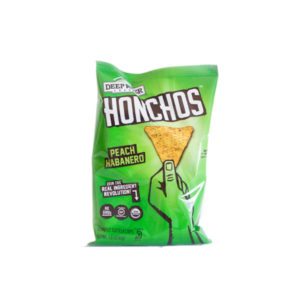 Honchos Tortilla Chips - Peach Habanero - (Case of 12)