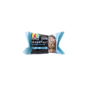 KIND Breakfast Bars: Blueberry Almond - (Case of 8/4 packs)