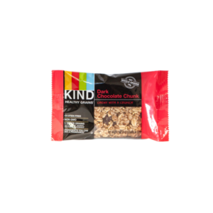 KIND Healthy Grains Bars: Dk Chocolate Chunk - (Case of 40)