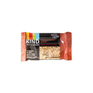 KIND Healthy Grains Bars: Peanut Butter Berry - (Case of 40)