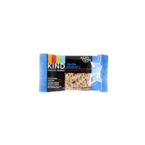 KIND Healthy Grains Bars: Vanilla Blueberry - (Case of 40)