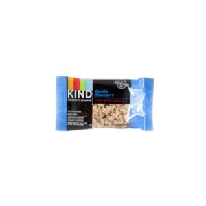 KIND Healthy Grains Bars: Vanilla Blueberry - (Case of 40)
