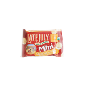 Late July - Cheese Sandwich Crackers - (Case of 8)