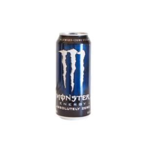 Monster Energy Ultra - Absolutely Zero - (Case of 24)