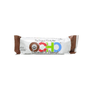 Ocho - Milk Chocolate Caramel Peanut Bar - (Case of 18)