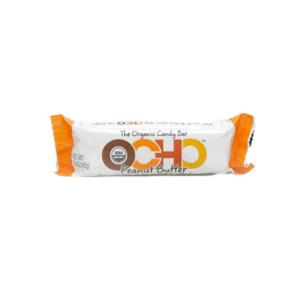 Ocho - Milk Chocolate Peanut Butter Bar - (Case of 18)