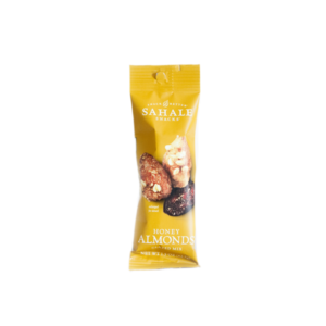 Sahale - Almonds - Cranberry Honey Sea Salt - (Case of 9)