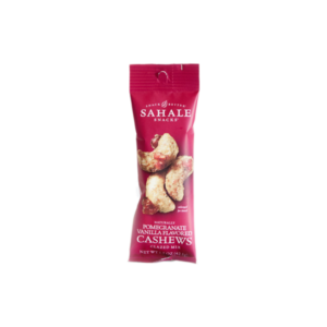 Sahale - Cashews - Pomegranate Vanilla - (Case of 9)