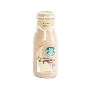 Starbucks - Vanilla Frappuccino - (Case of 15)