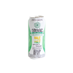 Steaz - ZoCal Green Tea & Lemonade (Case of 12)