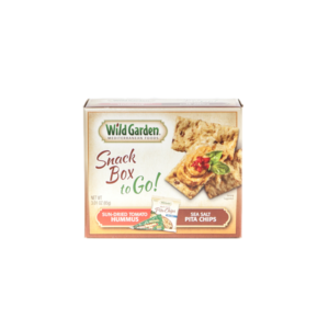 Wild Garden Hummus Combo Pack - Tomato (Case of 6)