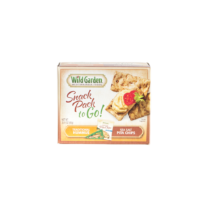 Wild Garden Hummus Combo Pack - Traditional (Case of 6)